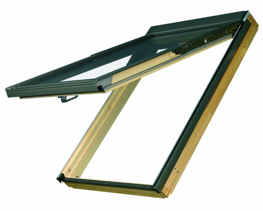 Roof window FAKRO FPP-V U3 preSelect