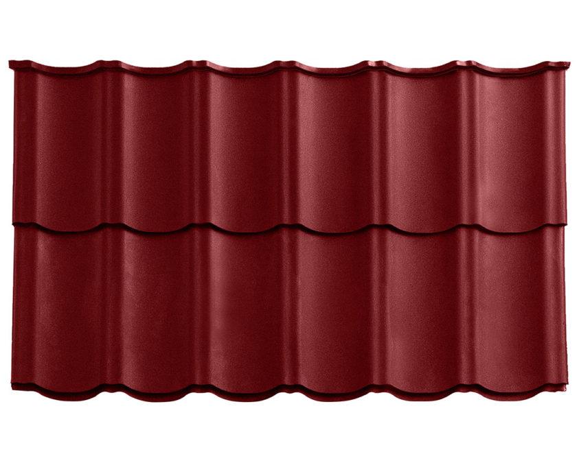 Модульная металлочерепица «Марсель»