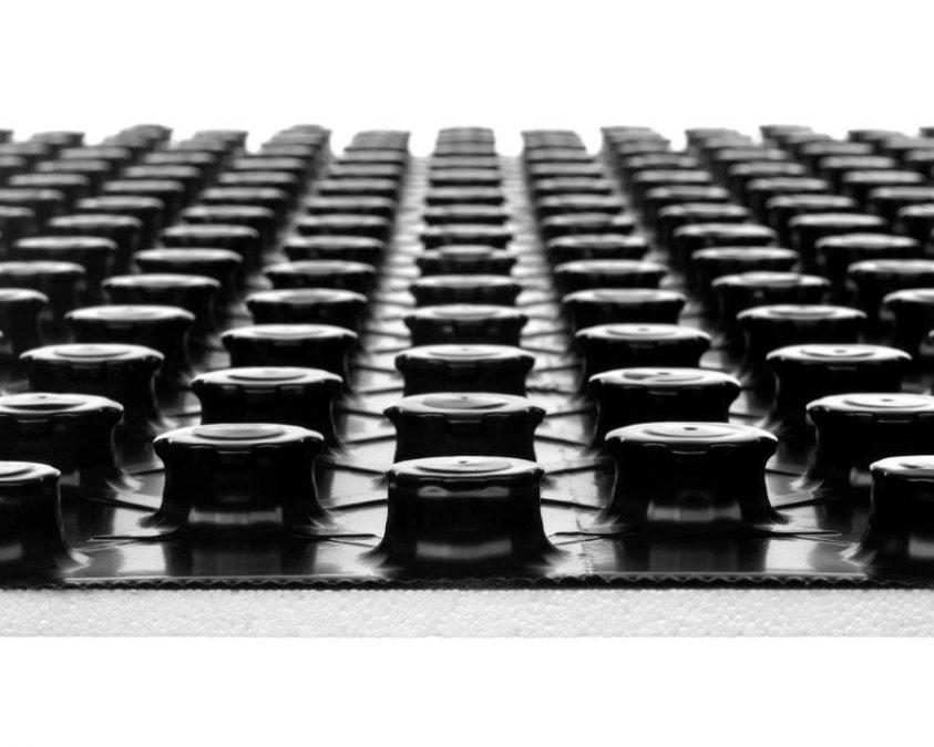 Профільна плита для теплої підлоги