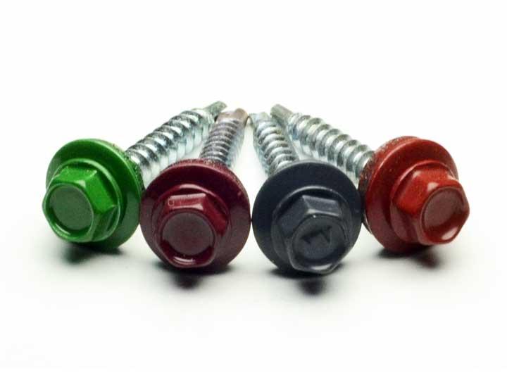 Koelner self-tapping screws (250 pieces)