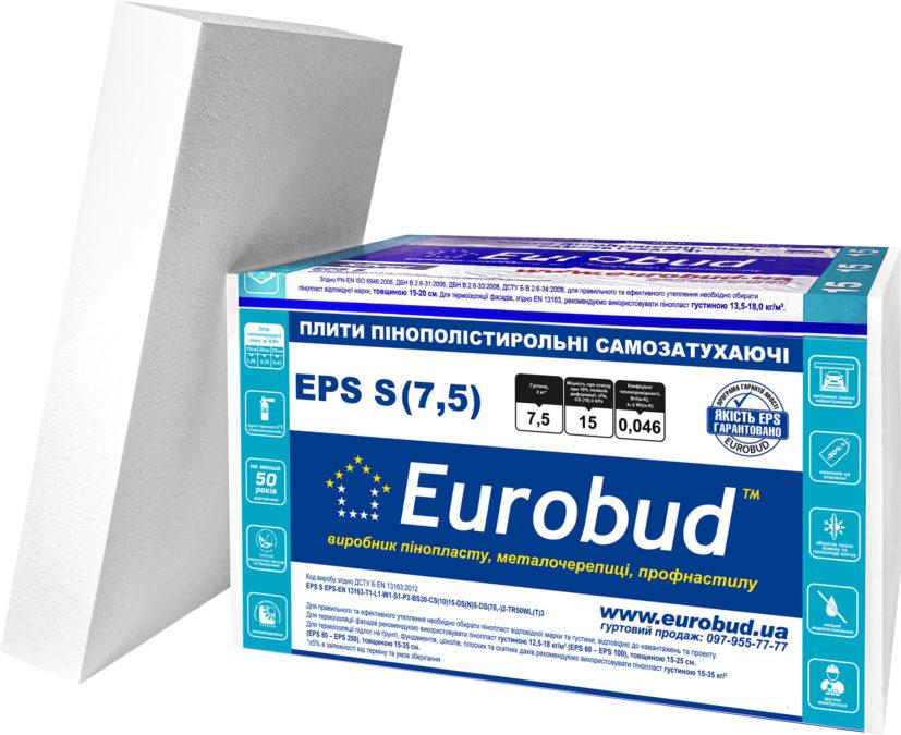 Eurobud EPS S (7.5)